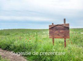 Vanzare  terenuri constructii  2900 mp Ilfov, Ganeasa  - 75400 EURO