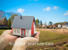 Vanzare  terenuri constructii  2300 mp Arges, Hintesti  - 27600 EURO