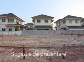 Vanzare  terenuri constructii  1300 mp Calarasi, Crivat  - 3 EURO