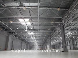 Vanzare  spatii industrial Bacau, Magura  - 9990 EURO