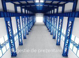 Vanzare  spatii industrial Cluj, Catcau  - 48000 EURO