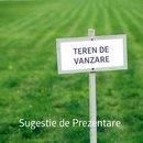 Exclusivitate Vanzare Teren 290mp Domenii - Agronomie