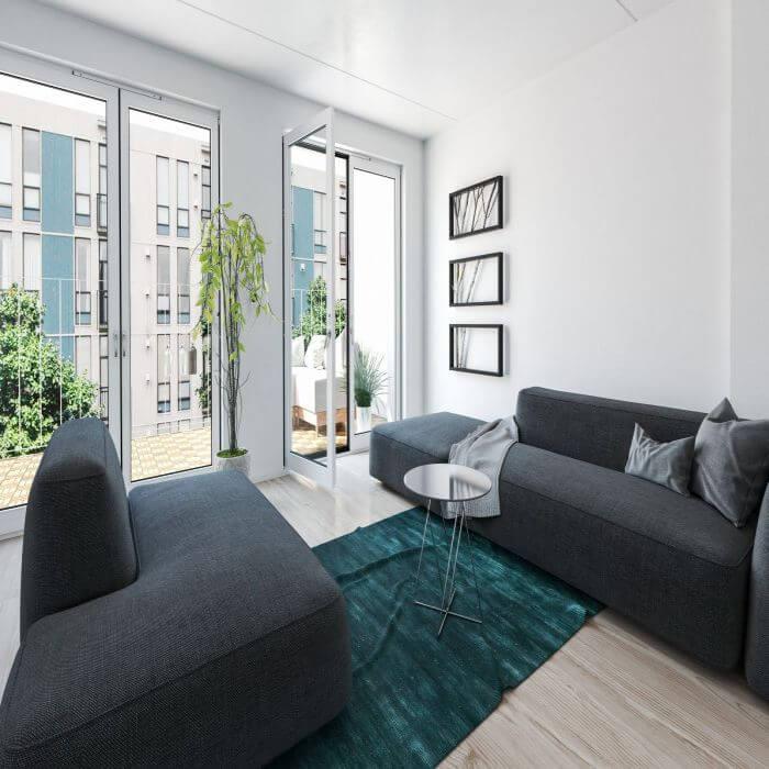 Apartment 2 camere Dristor, Ramnicu Sarat